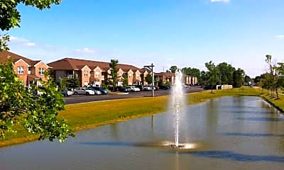 Landscaping, Lakes Of Georgetown, 2