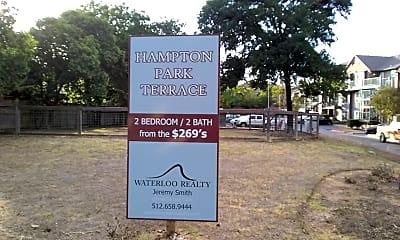 Hampton Park Terrace Apartments, 1