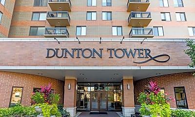 Community Signage, Dunton Tower, 0