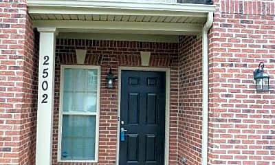 Building, 2502 Kittens Joy Cir, 1