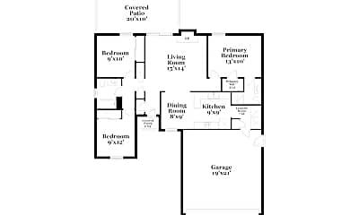 Building, 8429 Azurewood Dr, 1