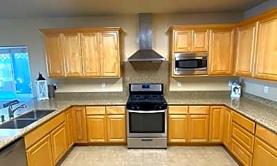 Kitchen, 6633 Del Playa, 2