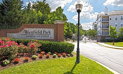 Community Signage, Wynfield Park, 2