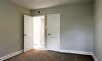 Bedroom, Canterbury Apartments, 2