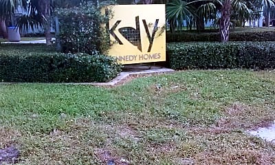 Dr. Kennedy Homes, 1