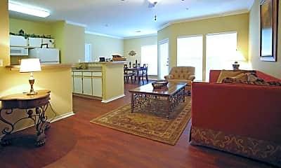 Living Room, Collins Park At Bear Creek, 1