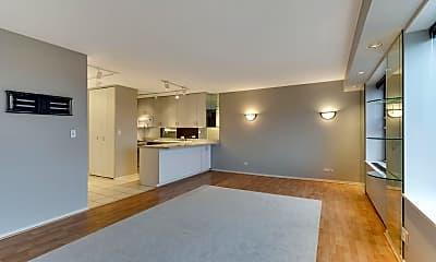 Living Room, 15 N 1st St A1003, 0