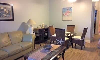 Living Room, 15393 Bellamar Cir 522, 2