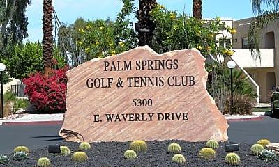 Community Signage, 5300 E Waverly Dr M4208, 1