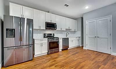 Kitchen, 725 Sip St 401, 1