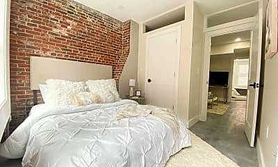 Bedroom, 17 Sheafe St, 2