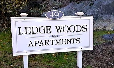 Community Signage, 49 Taylor Ave 206, 2