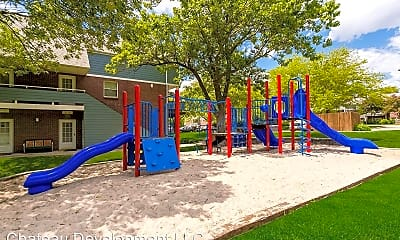 Playground, 7323 Sherman St, 2