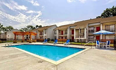 Pool, Indian Hills, 0