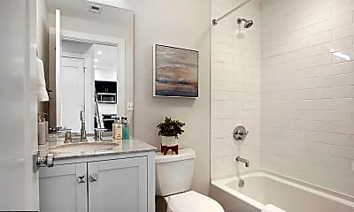 Bathroom, 2717 Ontario Rd NW 202, 2