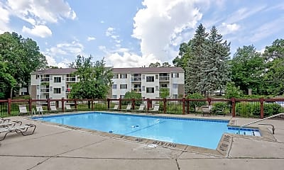 Pool, Pine Ridge, 2
