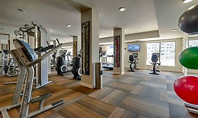 Fitness Weight Room, 2511 W Queen Creek Rd 260, 2