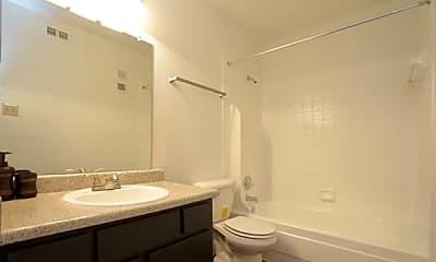 Bathroom, 2301 Hayes Rd, 1