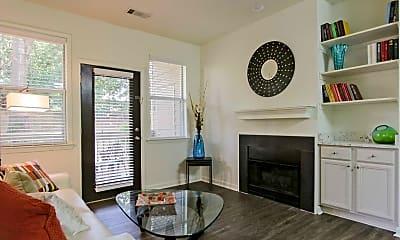 Living Room, Eastover Ridge, 1