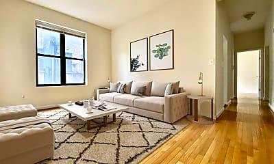 Living Room, 408 W 130th St 40, 0