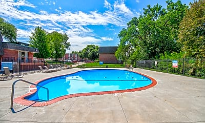 Pool, Cimarron Hills, 0