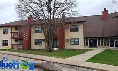 Building, 406 1st St, 1
