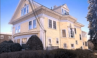 Building, 608 Franklin St, 1