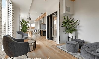 Living Room, 1119 4th St SE, 2