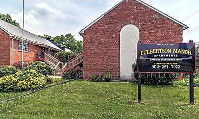 Community Signage, 1002 E Main St, 1
