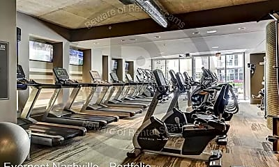 Fitness Weight Room, 600 12th Ave S, 2
