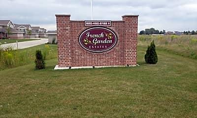 French Garden Estate, 1