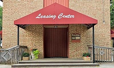 Leasing Office, Stone Ridge, 1