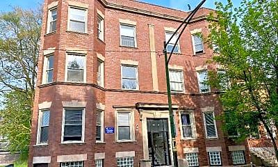 Building, 6517 S University Ave, 0