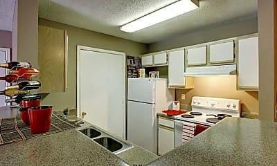 Kitchen, Abbington at Stones River, 1
