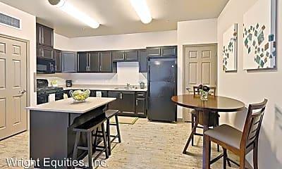 Kitchen, Centennial Place Apartment Homes, 1