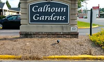 Calhoun Gardens, 1