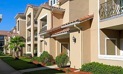 Building, Arista Apartments, 1