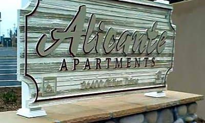 Alicante Apartments, 1