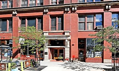 Building, 727 S Dearborn St, 0