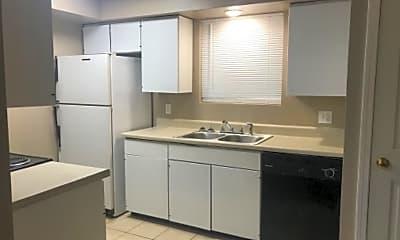 Kitchen, 705 E M St, 1