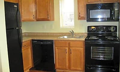 Kitchen, Perry Highway Apartments, 0