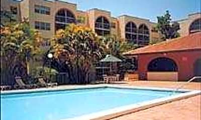 Coral Gate Apartments, 1