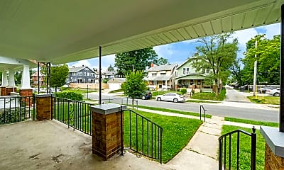 Patio / Deck, 1238 S 22nd St, 1