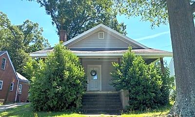 Building, 1110 Park Ave, 0