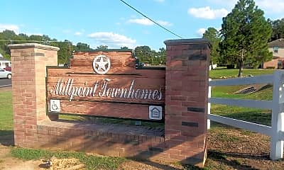 Millpoint Townhomes, 1