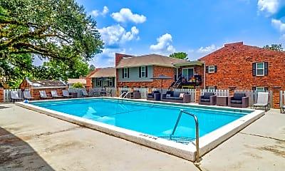 Pool, Live Oaks at 275, 1
