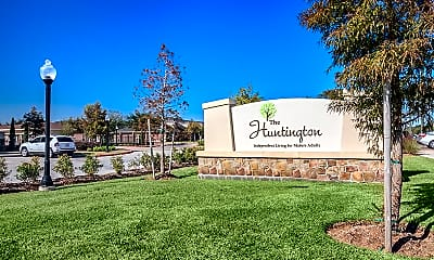 Community Signage, Huntington at Missouri City, 2