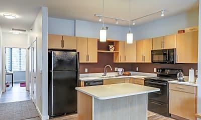 Kitchen, River Rock, 1