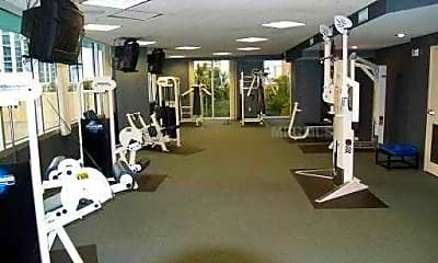 Fitness Weight Room, 322 E Central Blvd, 1