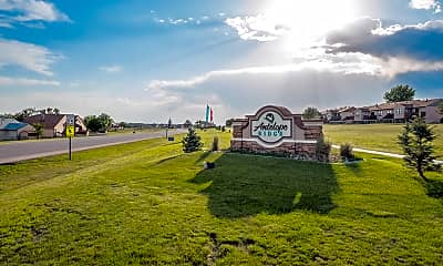Community Signage, Antelope Ridge, 0